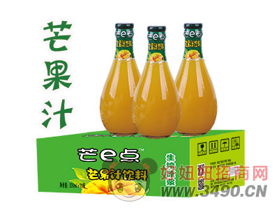 品世芒果汁226ml