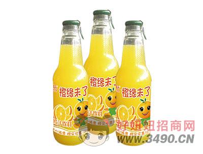 品世橙汁300ml