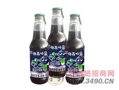 品世蓝莓汁300ml