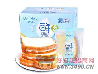 玛呖德乳酸菌面包箱装
