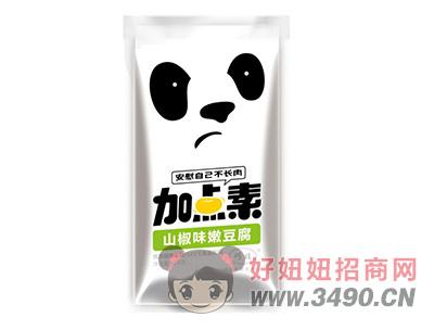 巧娃山椒味嫩豆腐26g