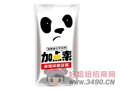 巧娃麻辣味嫩豆腐26g