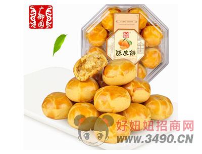 广御园陈皮饼盒装