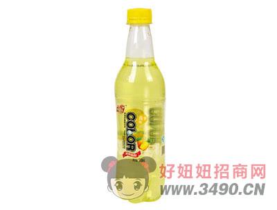 柯菲雪菠萝味汽水500MLx24瓶