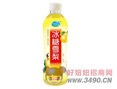 博晟冰糖雪梨500MLx15瓶