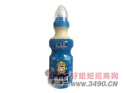 纯乐康铁锌钙乳酸菌饮品200ml