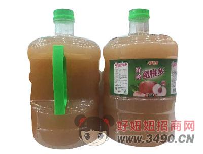 柯菲雪5L桃汁