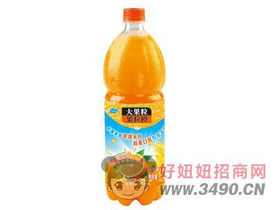 博晟果粒橙1.25Lx12瓶