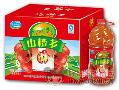 博晟山楂多2.58LX6瓶