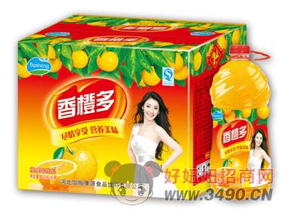 博晟香橙多2.58LX6瓶