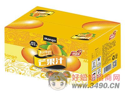 柯菲雪芒果汁箱