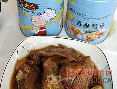 金大勺香酥鳕鱼