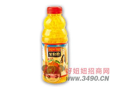 果粒橙600MLX15瓶
