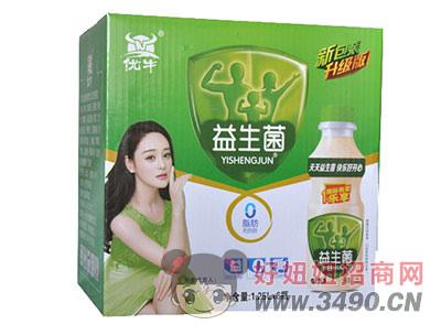 优牛益生菌1.25lx6瓶