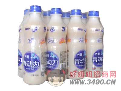 胃动力乳酸菌1000ML多瓶