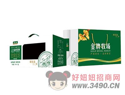 江中一源金牌牧场风味lehu国际app下载250mlx12盒