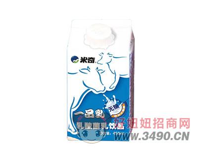 一品乳乳酸菌乳饮料458mlX15盒