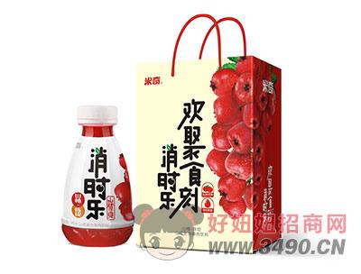 米奇消时乐山楂爽380ml