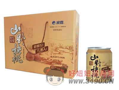 米奇山野核桃露植物蛋白饮料240mlx15罐