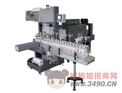 宏展-饮料自动收缩机