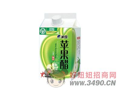 米奇精品苹果醋480mlX15盒