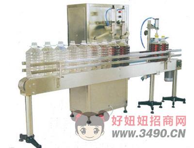 Z(B)DG-BL半自动灌装生产线