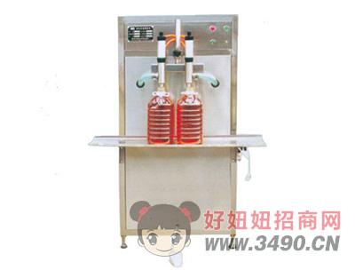 Z(B)DG-ZL半自动花生油灌装机