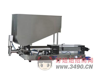 世峰-SFGG-2500K系列全气动半自动膏体灌装机