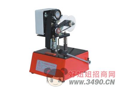 TM-241B手动垂直式色带打码机