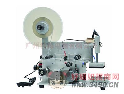 世峰-SFPT-1型半自动平面贴标机