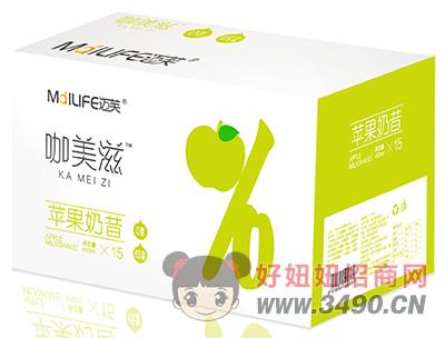 迈芙咖美滋苹果奶昔风味饮品450ml×15瓶