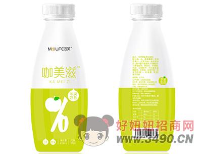 迈芙咖美滋苹果奶昔风味饮品450ml