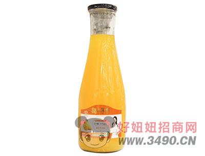 葛天果园芒果汁饮料1.5L