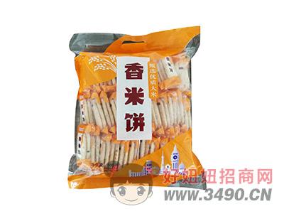甄选优质大米香米饼500g