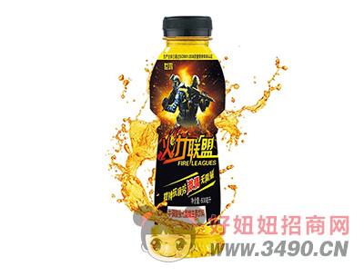 火力联盟牛磺酸强化型维生素饮料600ml