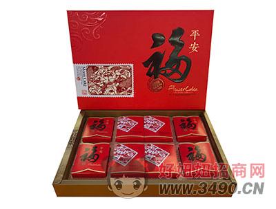 平安福月饼礼盒