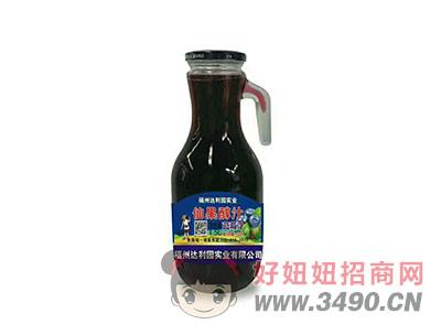 鲜果醇汁蓝莓汁1.5L