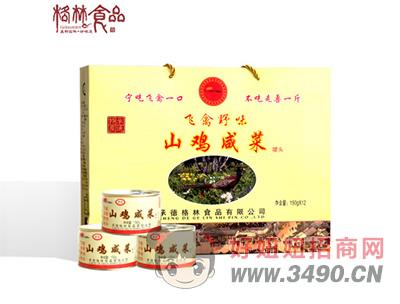 格林山鸡咸菜150gx12