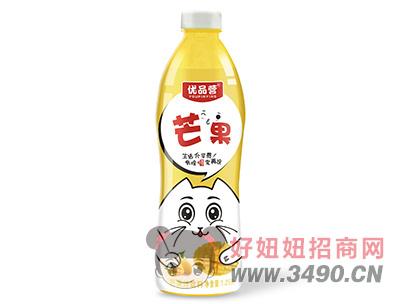 优品营芒果汁饮料1.25L