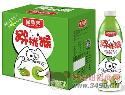 优品营猕猴桃汁饮料1.25L×6瓶