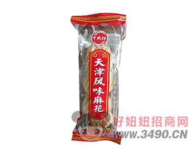 天津风味麻花甜味