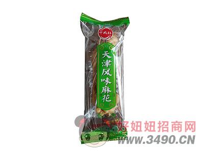 天津风味麻花咸味