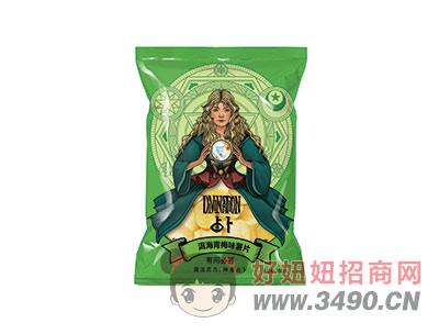 洱海青梅味薯片100g