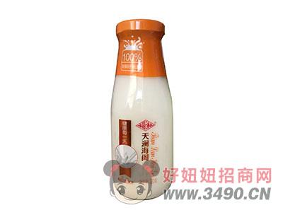 福淋天澜海阁原味发酵酸奶320ml