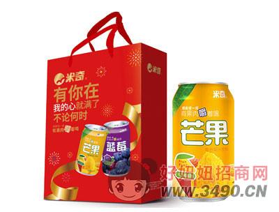 芒果复合果汁310ml