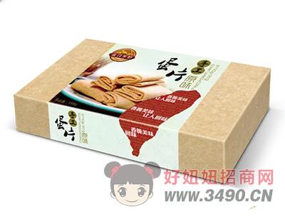 金日禾野原味手工蛋片168g