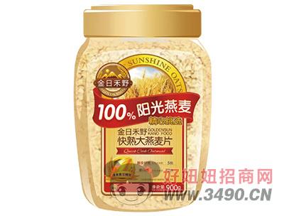 金日禾野快熟大燕麦片900g