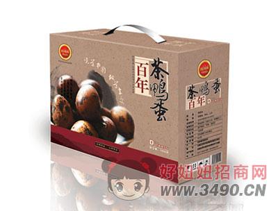 1500g京南湖茶鸭蛋礼盒