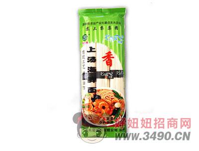 苏三零-雪菜肉丝面