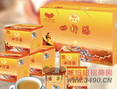 中国梦四神汤